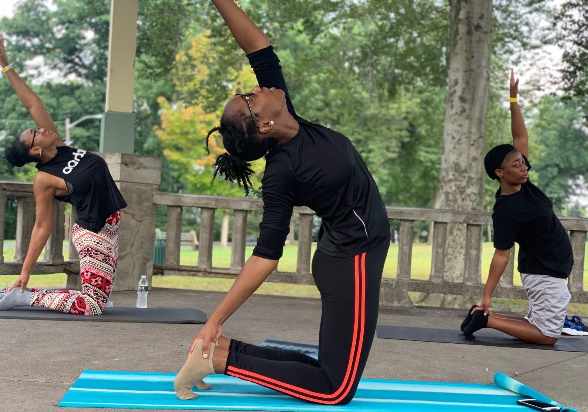 Getting into Yoga Basics
